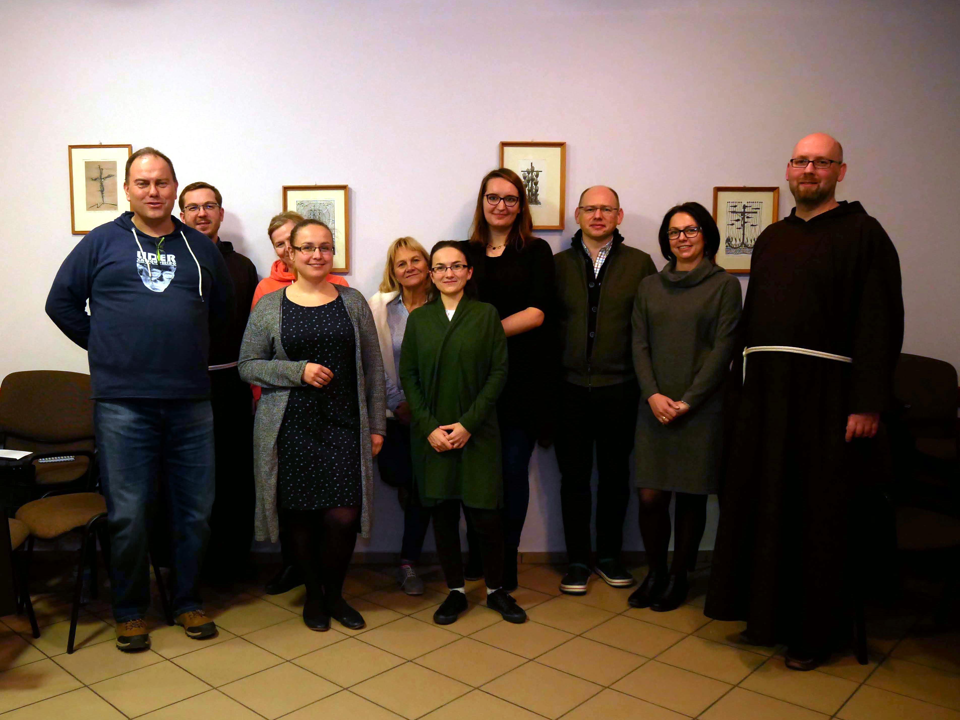 Zdjęcie uczestników seminarium